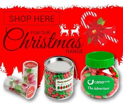 Branded Confectionery Christmas Lollies