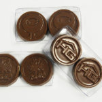 Chocolate Square 2 Pack