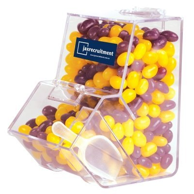 Branded Jelly Bean Dispenser