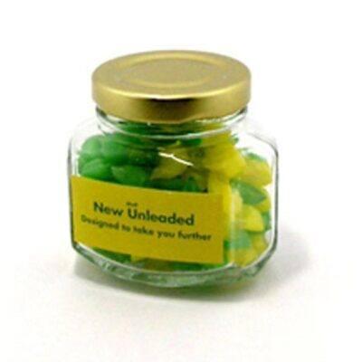 Humbugs Glass Jar