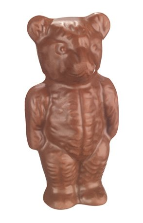 Milk Chocolate Biggles Bear