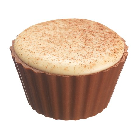 Large Cappuccino Flavoured Praline