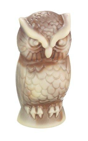 Oscar Owl Marble Chocolate