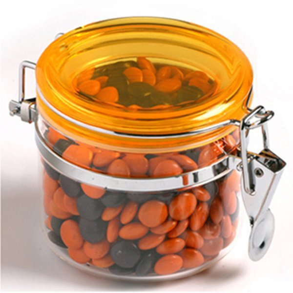 Choc Beans Large Acrylic Canister