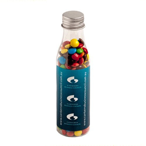 M&Ms Soda Bottle