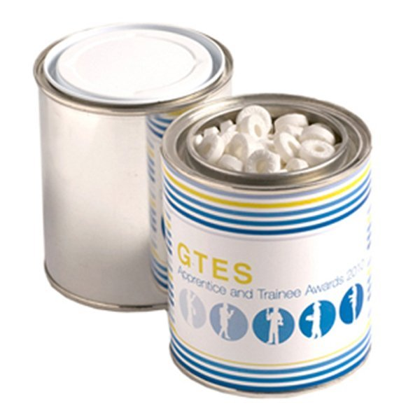 Mints Small Paint Tin