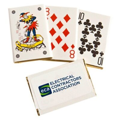 Bulk Chocolate Playing Cards