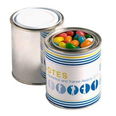 Jelly Beans Small Paint Tin