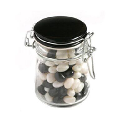 Jelly Beans Large Glass Jar