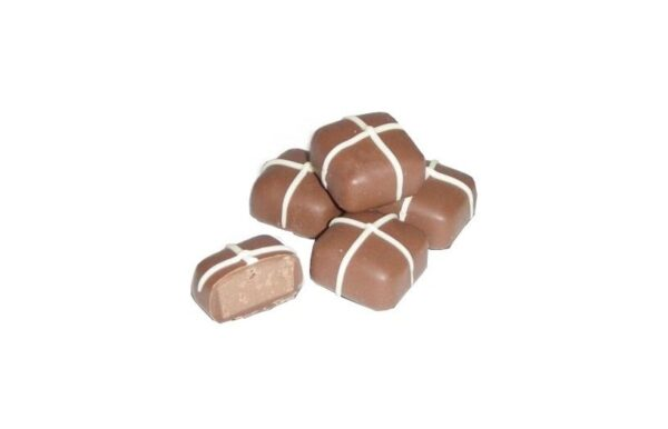 Chocolate Easter Buns
