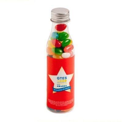 Jelly Beans Soda Bottle