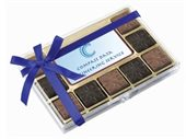 Chocolate Squares in Gift Box