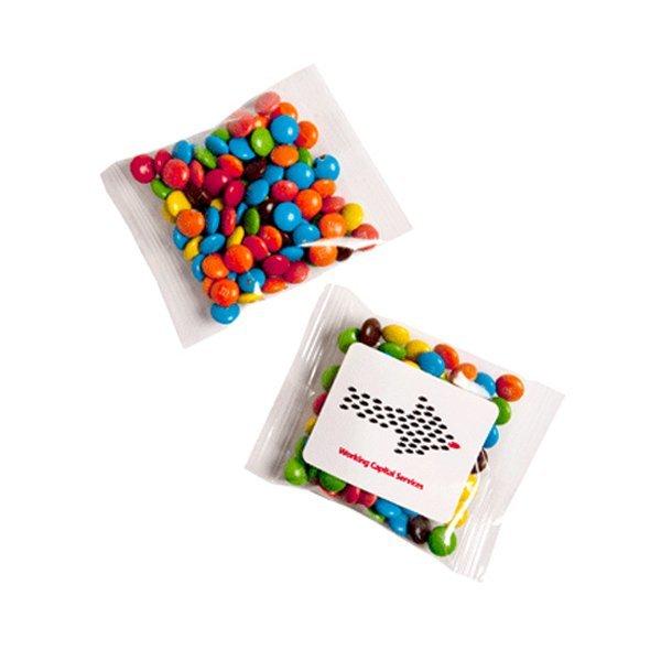 M&Ms 25 gram Bag