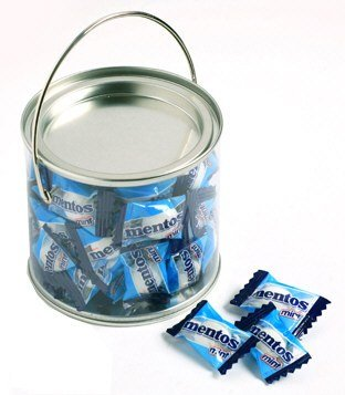 Mentos Bucket
