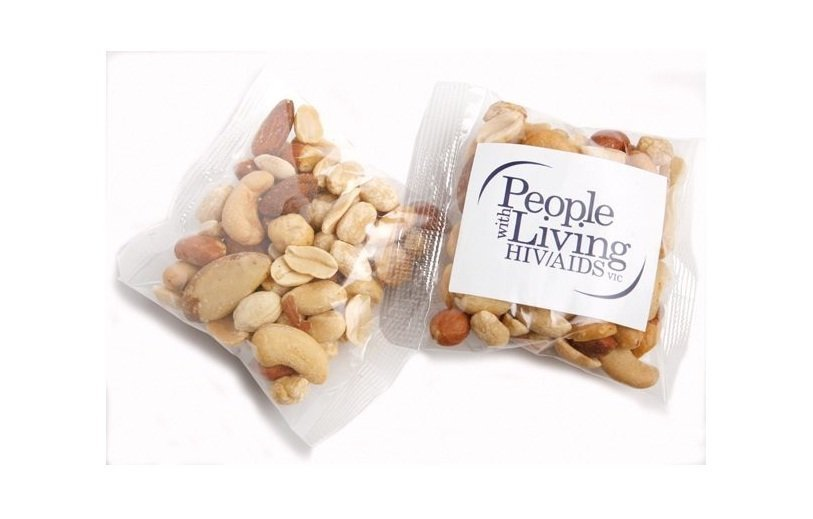 Salted Peanuts 50 Gram Bag
