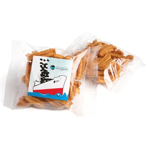 Soya Crisps 40 gram bags