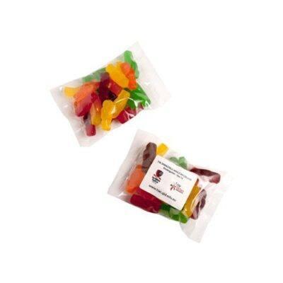 Jelly Babies 100 Gram Bag