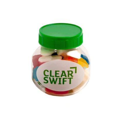 Mixed Lollies Plastic Jar