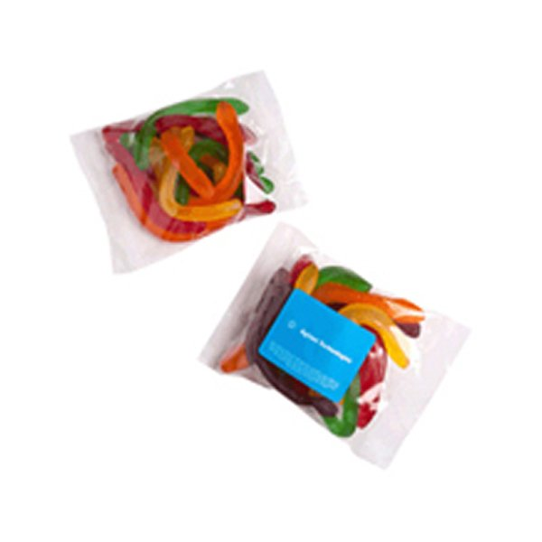 Jelly Snakes 100 gram Bag