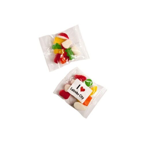 Mixed Lollies 50 Gram Bag