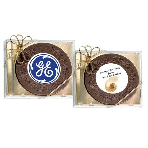 Chocolate Circle CD Case