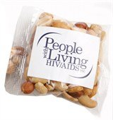 Salted Mixed Nuts 50 Gram Bag