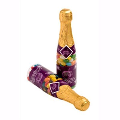 Jelly Beans Champagne Bottle