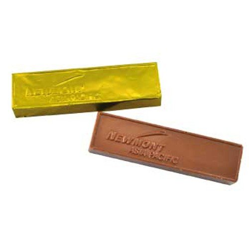 Chocolate 50 gram Gold Bullion Bar