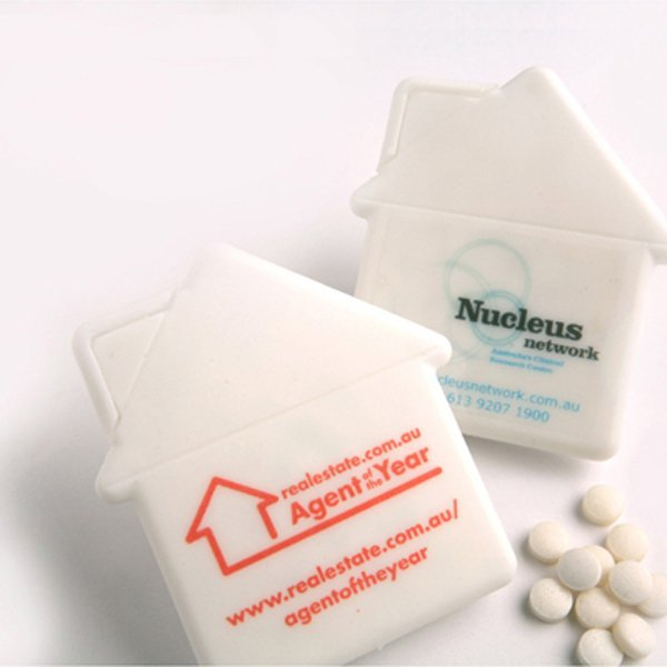 Sugar Free Mints House Dispenser