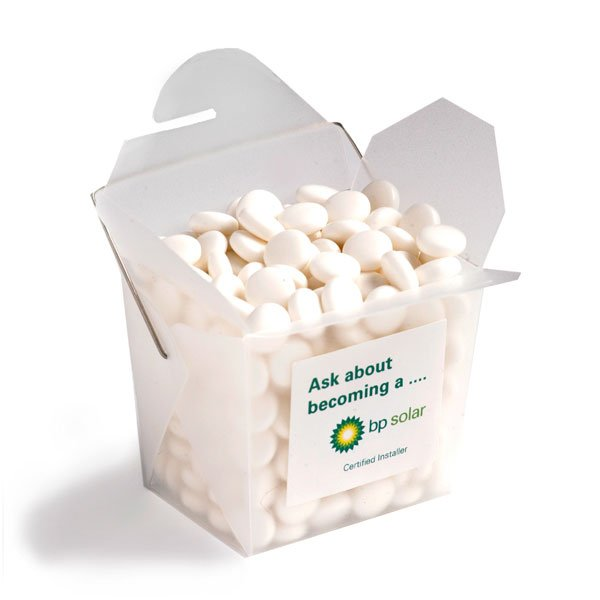Mints Frosted Noodle Box