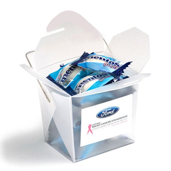 Mentos Frosted Noodle Box