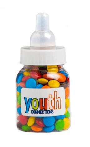 M&Ms Baby Bottle