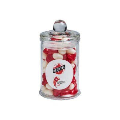 Jelly Beans Small Apothecary Jar