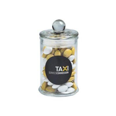 Choc Beans Small Apothecary Jar