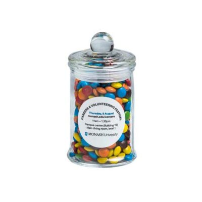 M&Ms Small Apothecary Jar