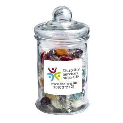 Boiled Lollies Large Apothecary Jar