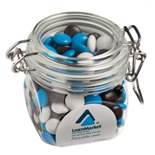 Choc Beans Acrylic Canister