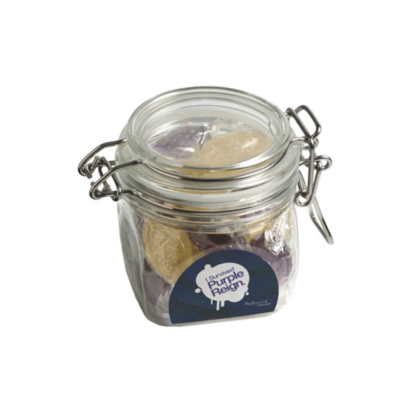 Boiled Lollies Acrylic Canister