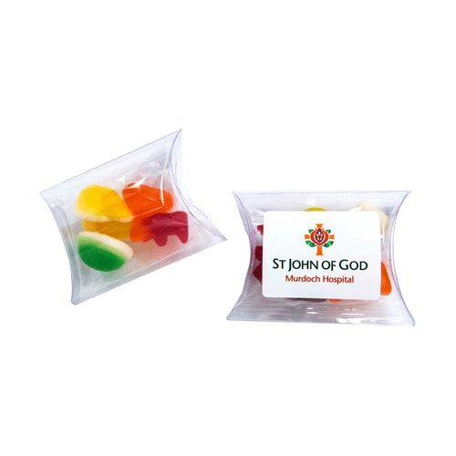 Mixed Lollies 25 gram Pillow Pack