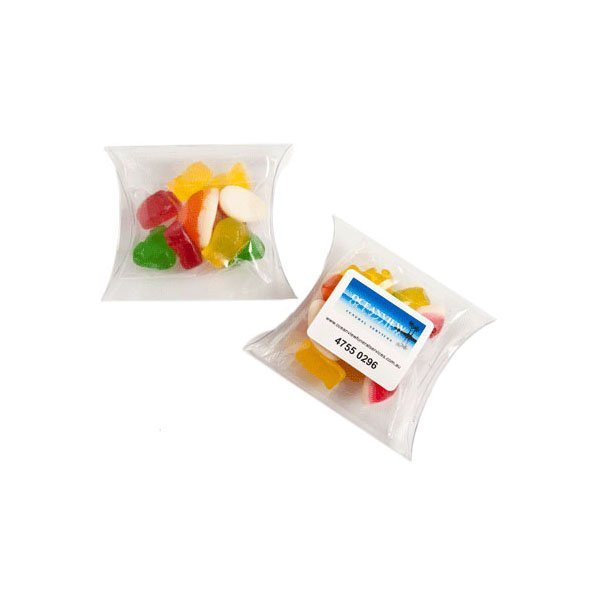 Mixed Lollies 50 gram Pillow Pack