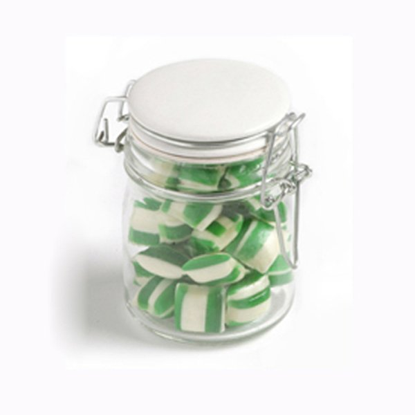 Humbugs Large Glass Jar