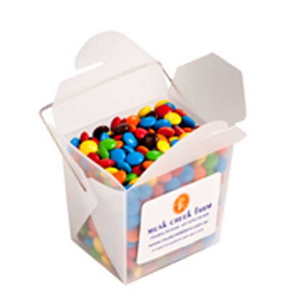 M&Ms Frosted Noodle Box