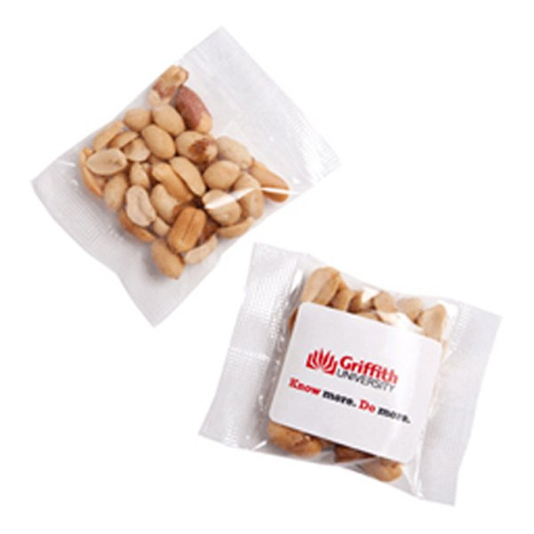 Salted Peanuts 20 gram Bag