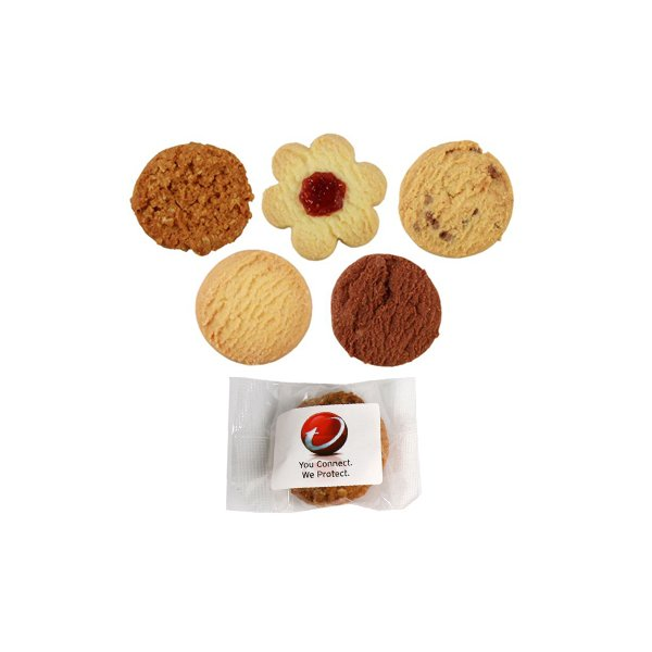 Individual Biscuit Cello Bag