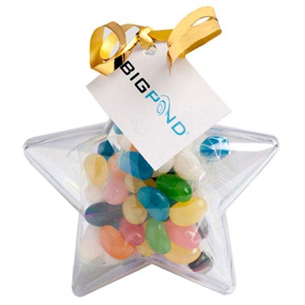 Jelly Beans Acrylic Stars