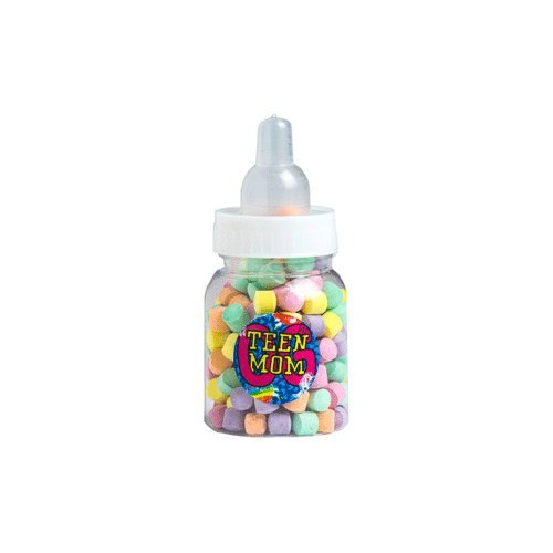 Rainbow Lollies Baby Bottle