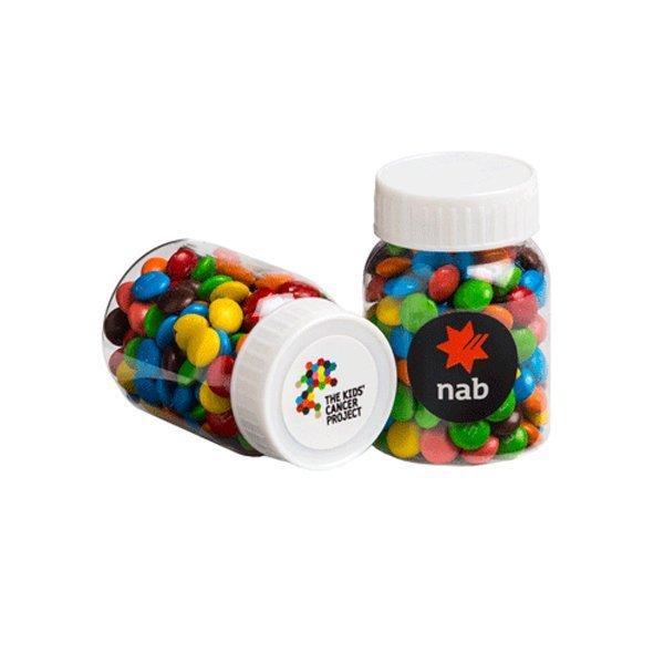 Mini M&Ms Baby Jar