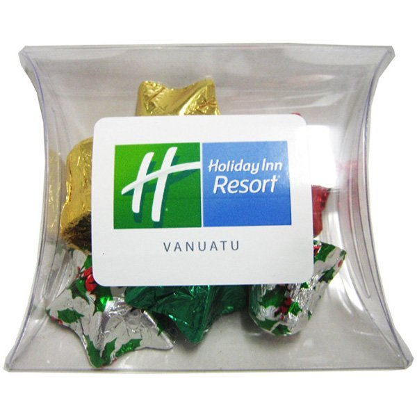 Christmas Chocolates 45 gram Pillow Pack