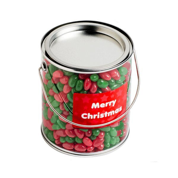 Christmas Jelly Beans Big Bucket