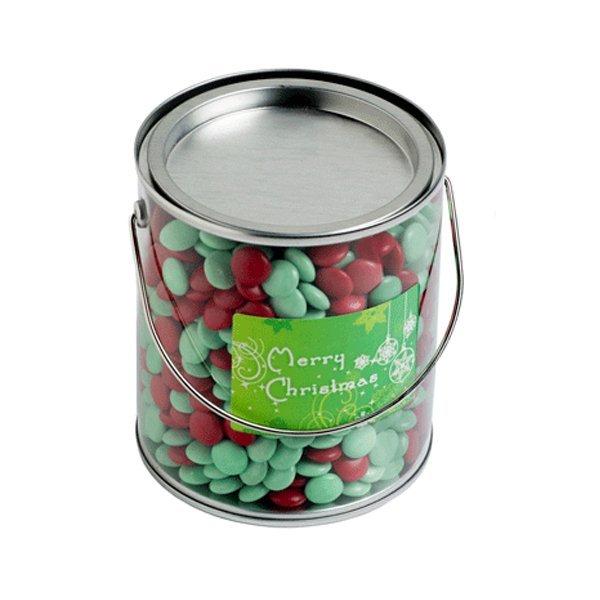 Christmas Choc Beans Big Bucket